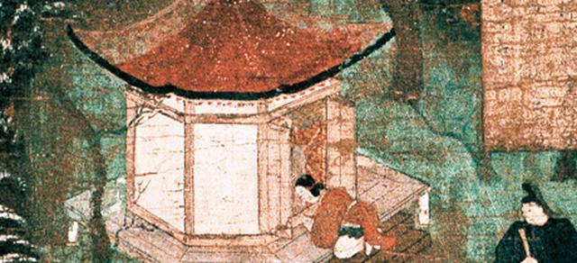 画像: 『六角堂』 紫雲山 頂法寺|聖徳太子創建、いけばな発祥の地