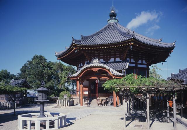 画像: 第9番「興福寺 南円堂」と「なら瑠璃絵」をご紹介しました
