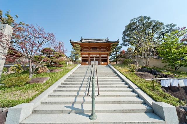 画像: 第22番札所 総持寺をご紹介しました