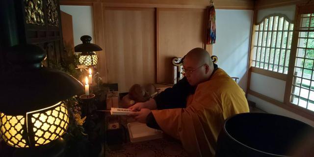 画像: 清水寺でのご祈祷の様子
