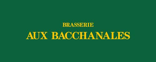 AUX BACCHANALES/オーバカナル