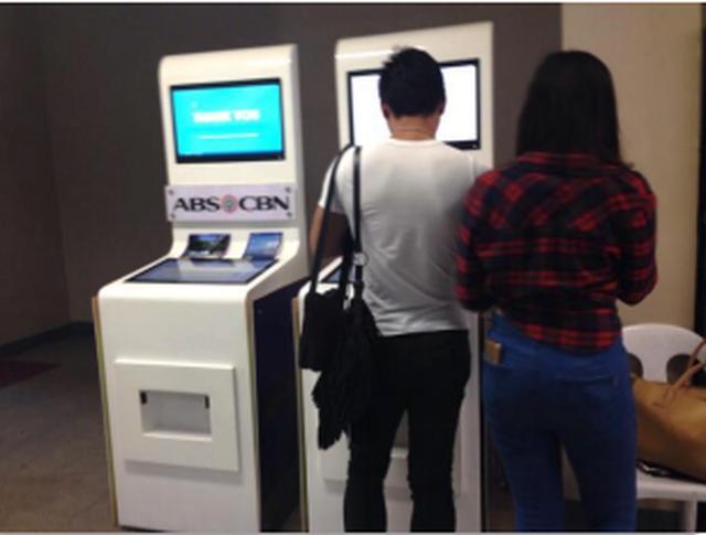 画像: テレビ局(ABS-CBN)