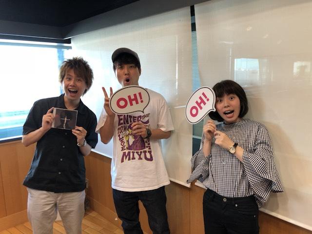 画像: 入野自由さんが登場!!