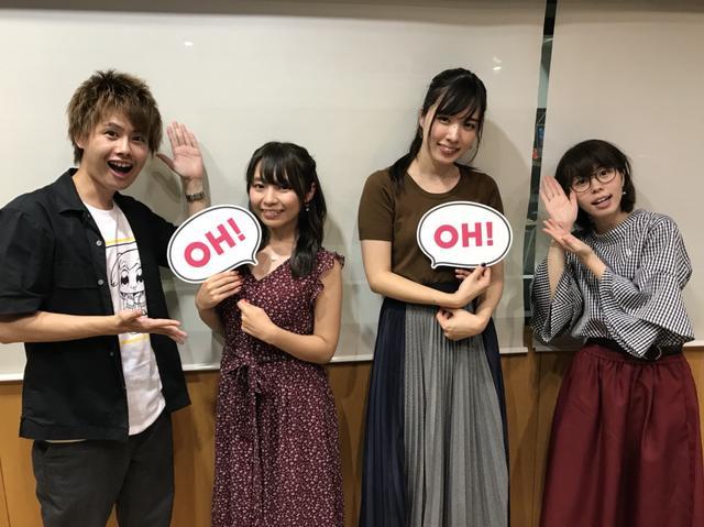 画像: はねバド!のOPとEDを歌う YURiKAさん と 大原ゆい子さん が登場!!