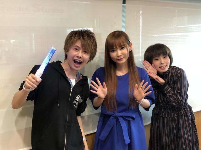 画像: ゲストに中川翔子さんをお迎えしました!