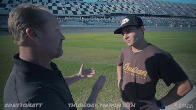 画像: 2018 DAYTONA TT Track Preview - American Flat Track youtu.be