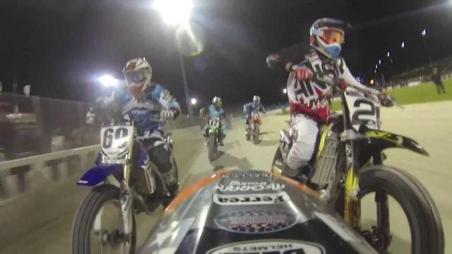 画像: Ride Daytona Short Track with Jared Mees youtu.be