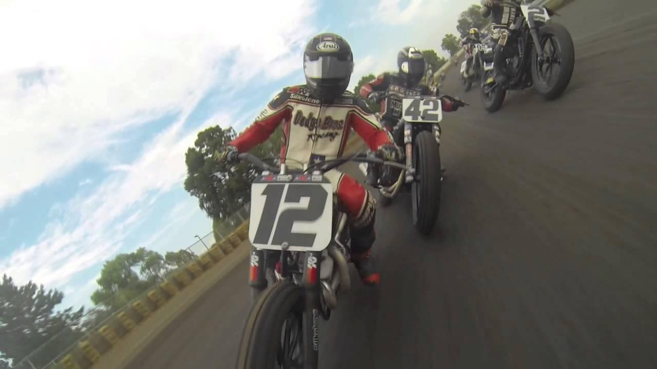 画像: Ride the Springfield Mile with #1 Jared Mees youtu.be