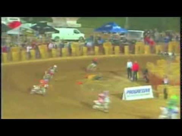 画像: Hayden Brothers Sweep Springfield TT, Make History youtu.be