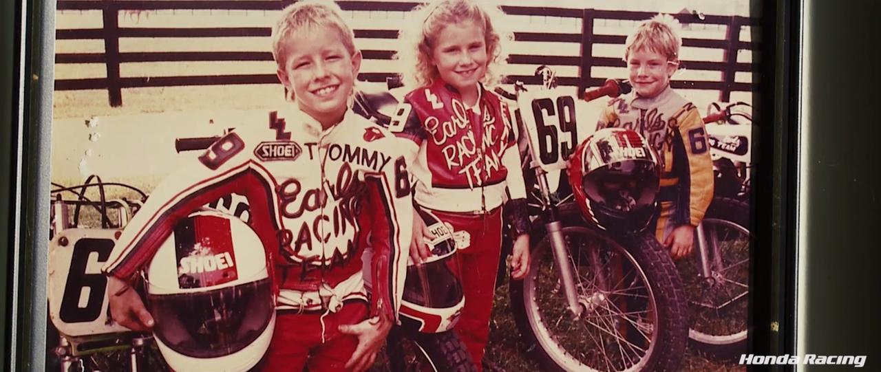 画像: Honda Racing TV - Episode Five - Nicky Hayden youtu.be