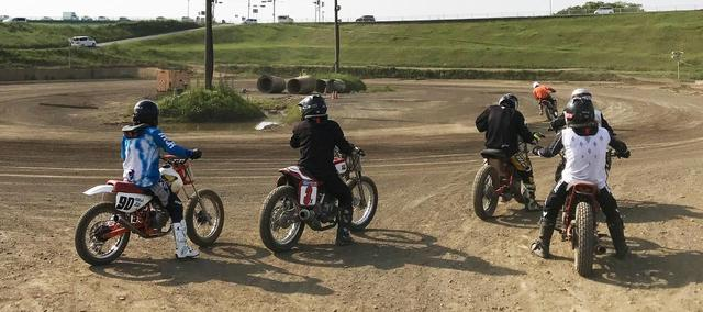 画像: [Flat Track Friday!!] 正しい道具でヨチヨチと!これから始めるダートトラック・お手頃入手で楽しめるお勧めエントリーマシン! - LAWRENCE - Motorcycle x Cars + α = Your Life.