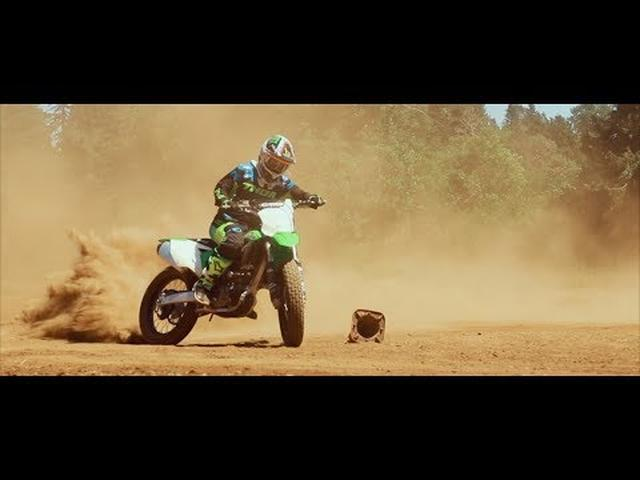 画像: Ryan Villopoto: A Day at The Flat Track youtu.be