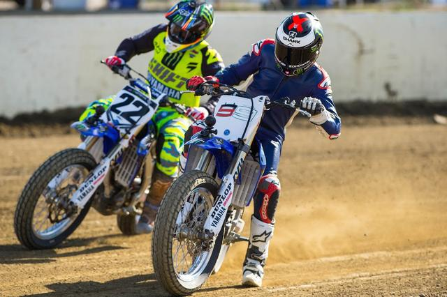 画像: Flat Track with Chad Reed and Jorge Lorenzo youtu.be