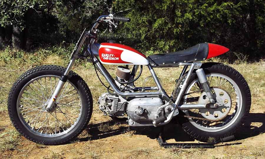 Images : 3番目の画像 - Aermacchi Harley Davidson Sprint CR - LAWRENCE - Motorcycle x Cars + α = Your Life.