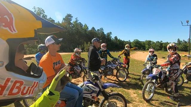 画像: Area51 Films Present The Colin Edwards Texas Tornado Boot Camp youtu.be