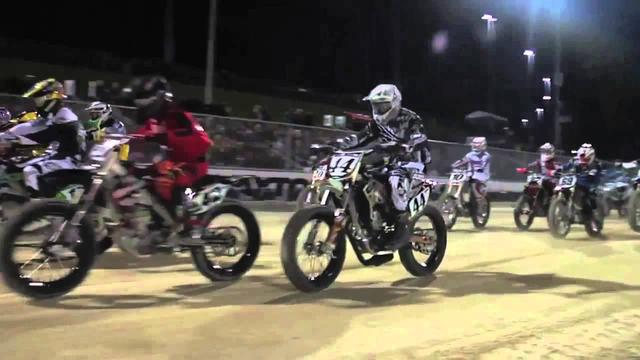 画像: Bryan Smith's Best Finish At The New Daytona Flat Track youtu.be