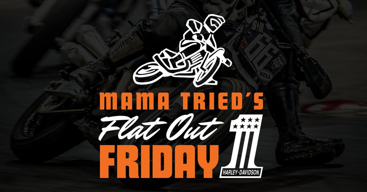 画像: Flat Out Friday