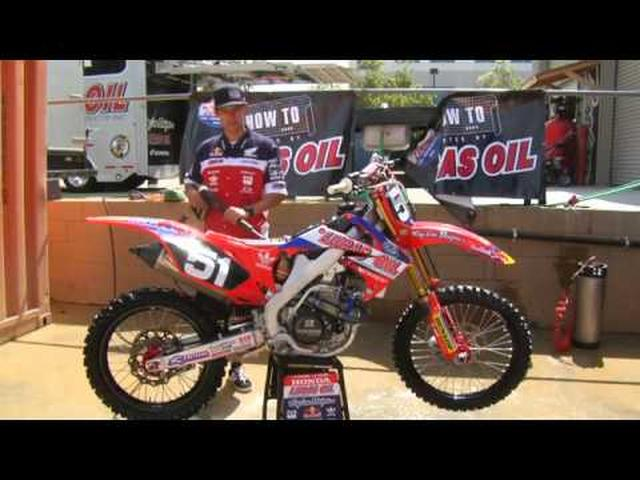 画像: Transworld MX How To: Presented by Lucas Oil - How To Wash Your Bike youtu.be