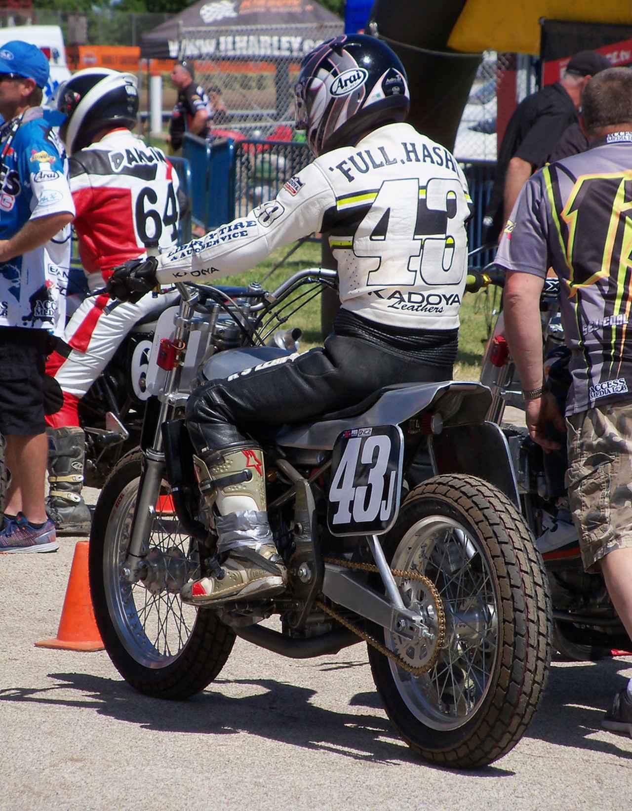 Images : 5番目の画像 - KFR-NC700X / Koji Furuhashi Racing(GNC2 43J) - LAWRENCE - Motorcycle x Cars + α = Your Life.