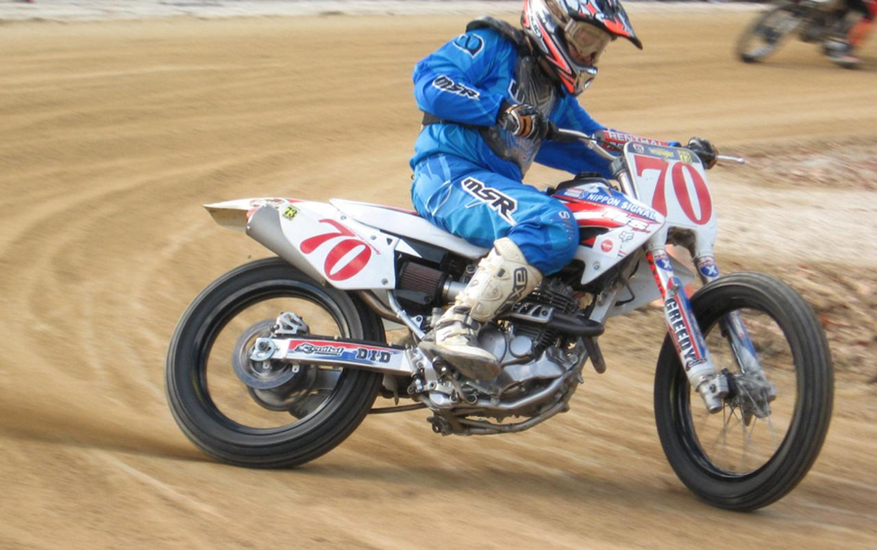 Images : 1番目の画像 - XR250改ダートトラッカー - LAWRENCE - Motorcycle x Cars + α = Your Life.