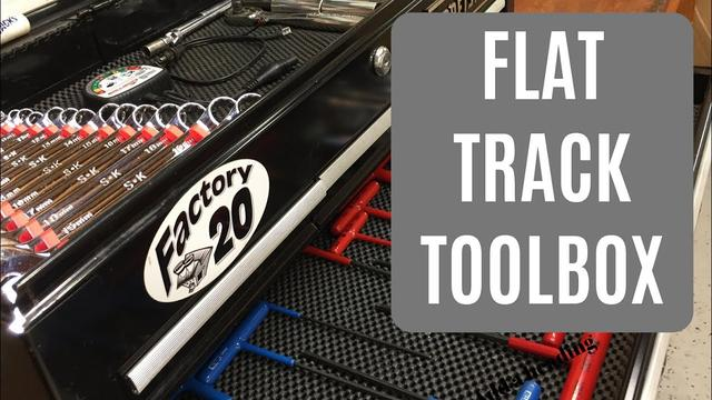 画像: Flat Track Racing Toolbox youtu.be