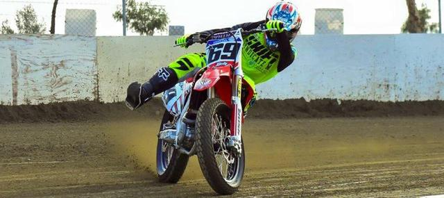 """画像: [Flat Track Friday!!] 切り札は、無駄につかわず取っておけ。教習所ではぜんぜん教えてくれない""""腰から下""""のホールド感のはなし。 - LAWRENCE - Motorcycle x Cars + α = Your Life."""