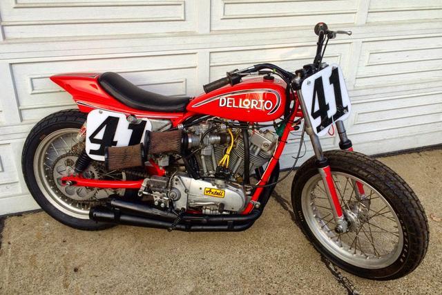 画像: 名選手リッキー・グラハムらと組んだ珍しいXR750時代。