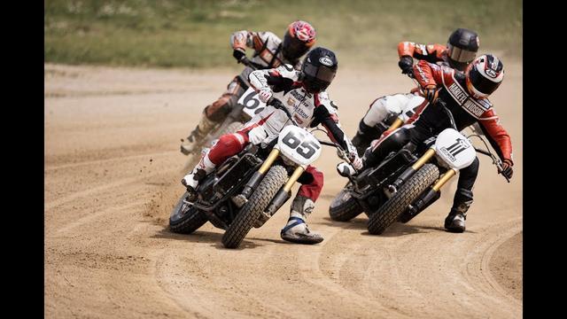画像: #XGamesFlatTrack | Harley-Davidson Flat Track Racing | X Games Austin youtu.be
