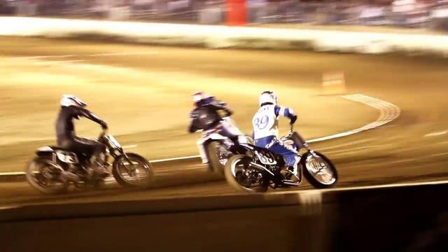 画像: Perris Raceway AMA Flat Track Racing youtu.be
