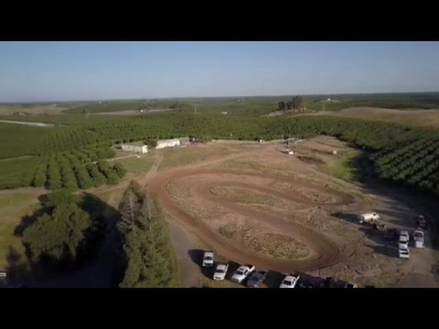 画像: Drone Footage over the Kenny Roberts Museum and Compound last weekend youtu.be