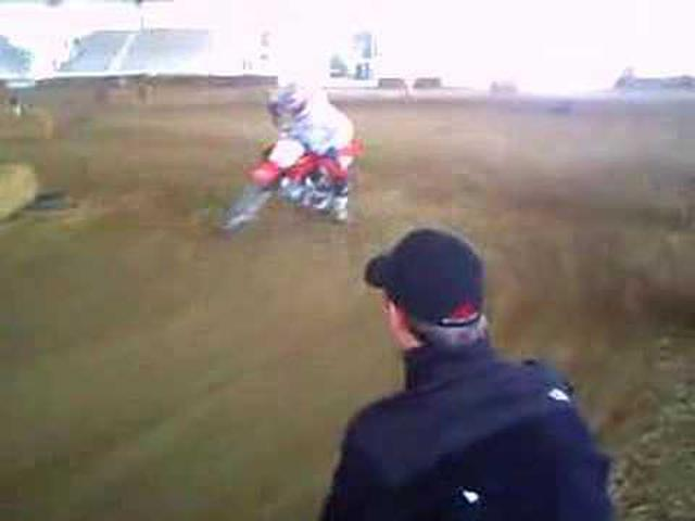 画像: American Supercamp Chris Carr spin around 360 youtu.be