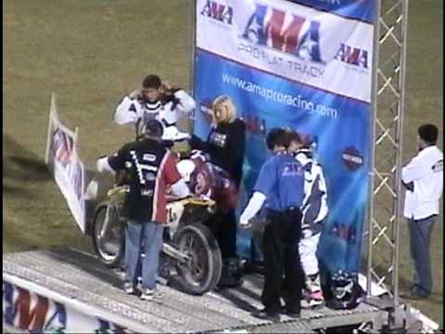 画像: Daytona Short Track Pro Singles 2009 youtu.be