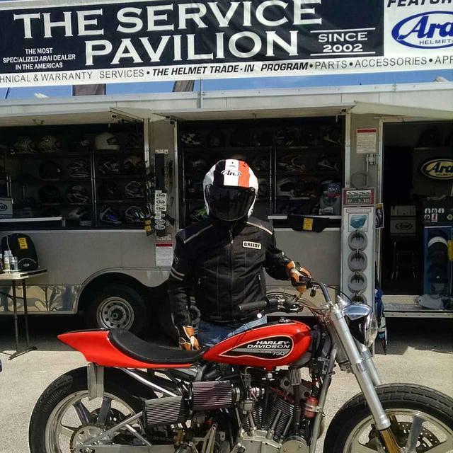 """画像: [Flat Track Friday!!]純ダートトラッカー的視点で語る ! """"イケてるストリートトラッカー""""って実は最高難度のカスタムテーマかも? - LAWRENCE - Motorcycle x Cars + α = Your Life."""