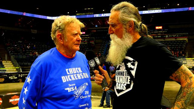 画像: Behind the Handlebars - Flat Out Friday - Chuck Dickenson Interview youtu.be