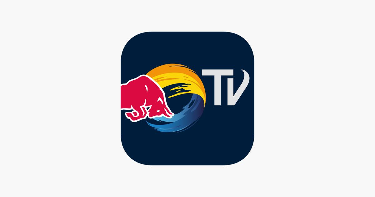 画像: Red Bull TV for iOS