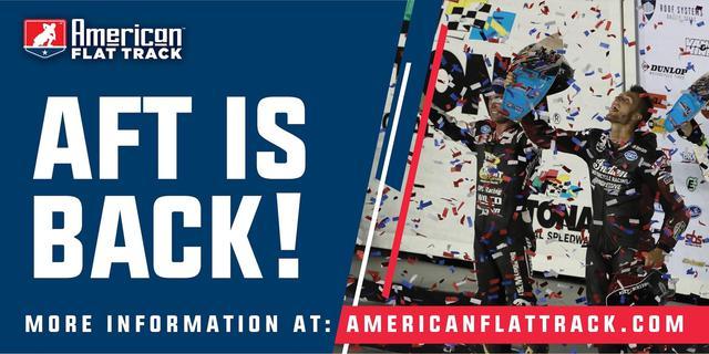 画像: ビジネスとしてのプロスポーツ: American Flat Track は7月開幕(仮)!