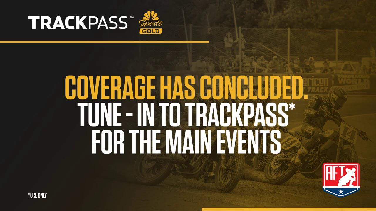 画像: 2020 Indy Mile II - American Flat Track youtu.be