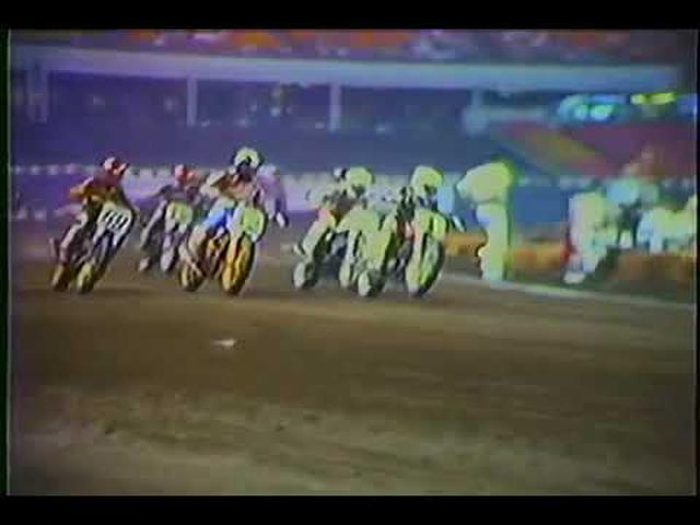 画像: 1984 GNC Houston Astrodome Short Track2: Ted Boody vs Chris Carr(4Y, Age 17) youtu.be