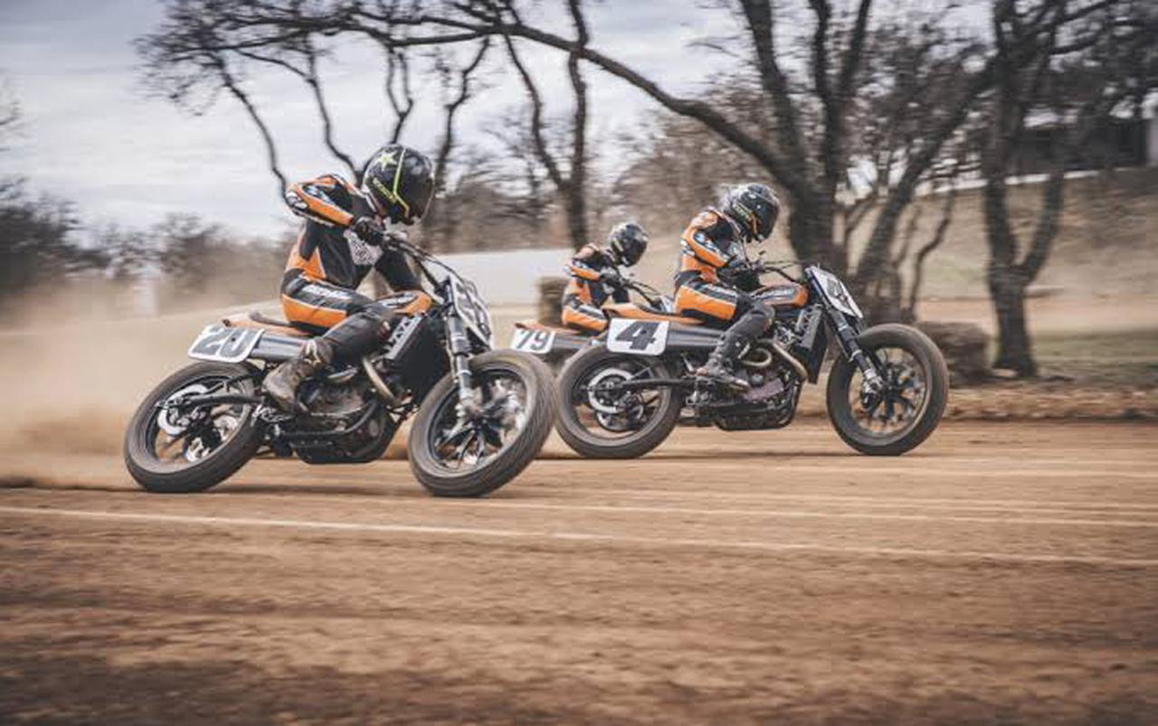 画像: [Flat Track Friday!!] 残念ニュース!ハーレーダビッドソン・本社直轄ファクトリーレーシングチーム、全活動休止のお知らせ!? - LAWRENCE - Motorcycle x Cars + α = Your Life.