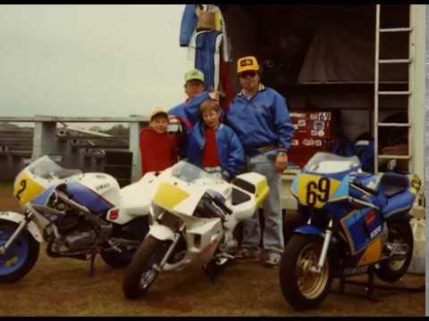画像: American Honda & International Racers Remember Nicky Hayden youtu.be