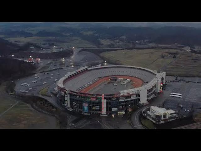 画像: Building Bristol Dirt: Transforming 'The Last Great Colosseum'  | NASCAR youtu.be