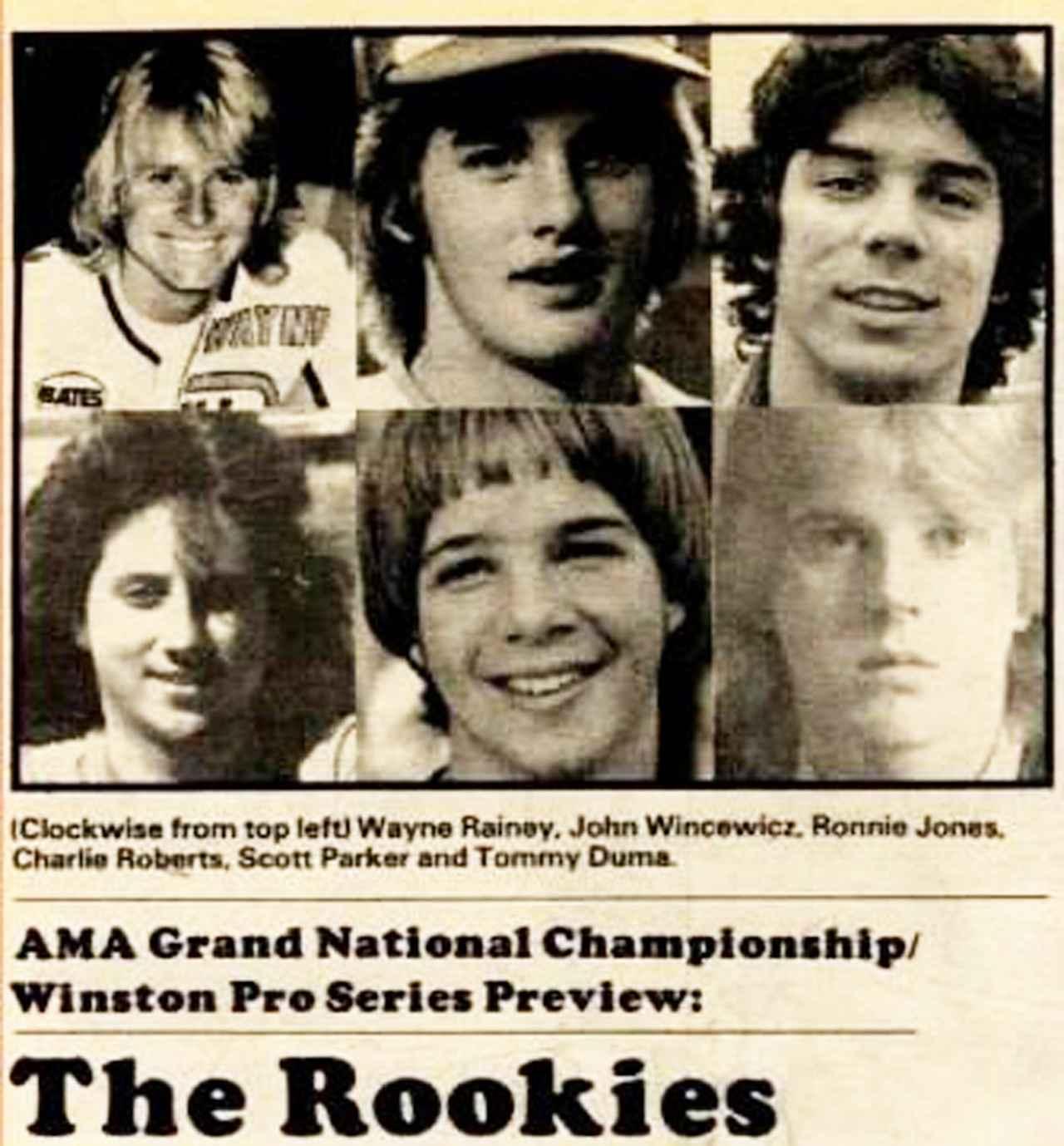 """画像1: GNC黄金期に活躍した """"花の'79年組"""" がこの競技の未来のために再結集!"""