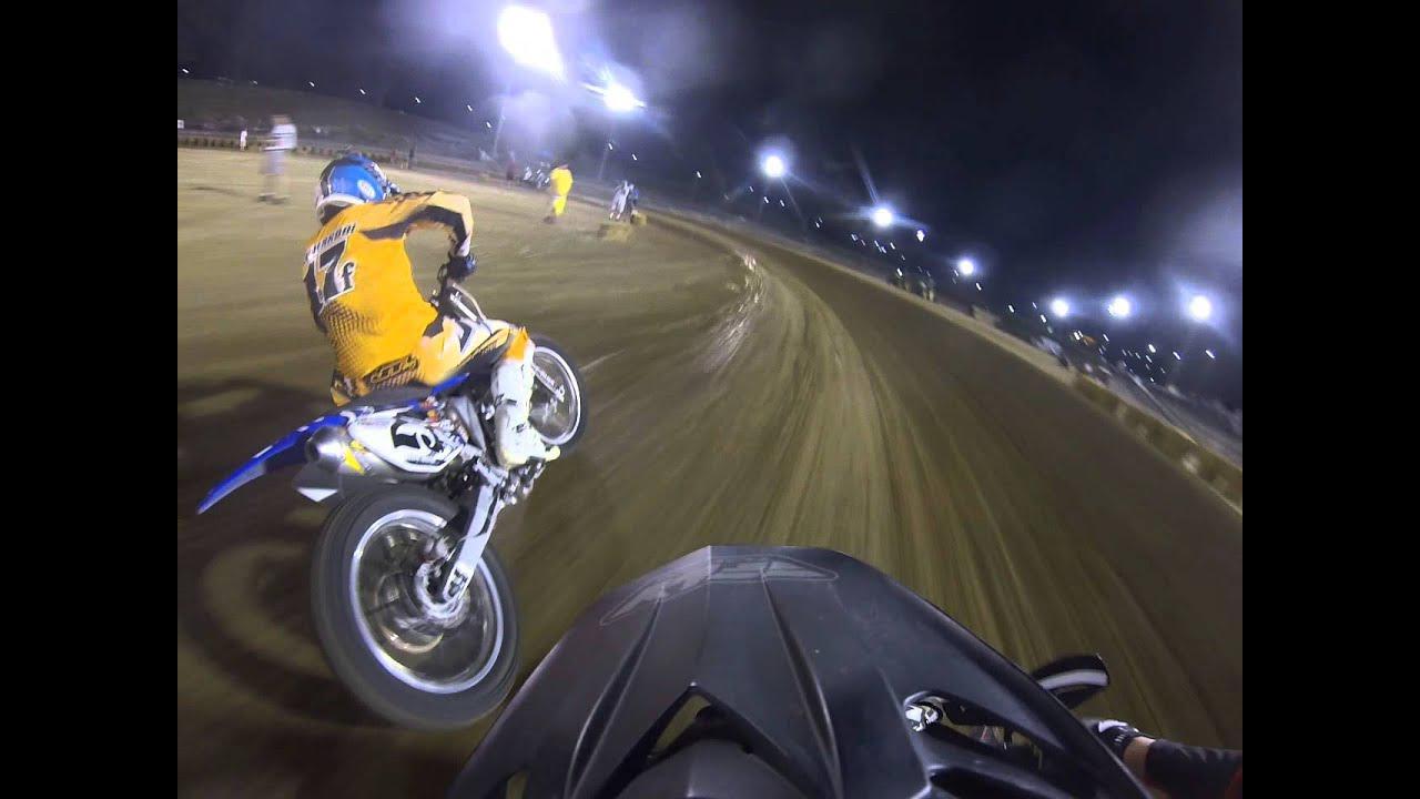 画像: Springfield Flat Track 2015 Main youtu.be