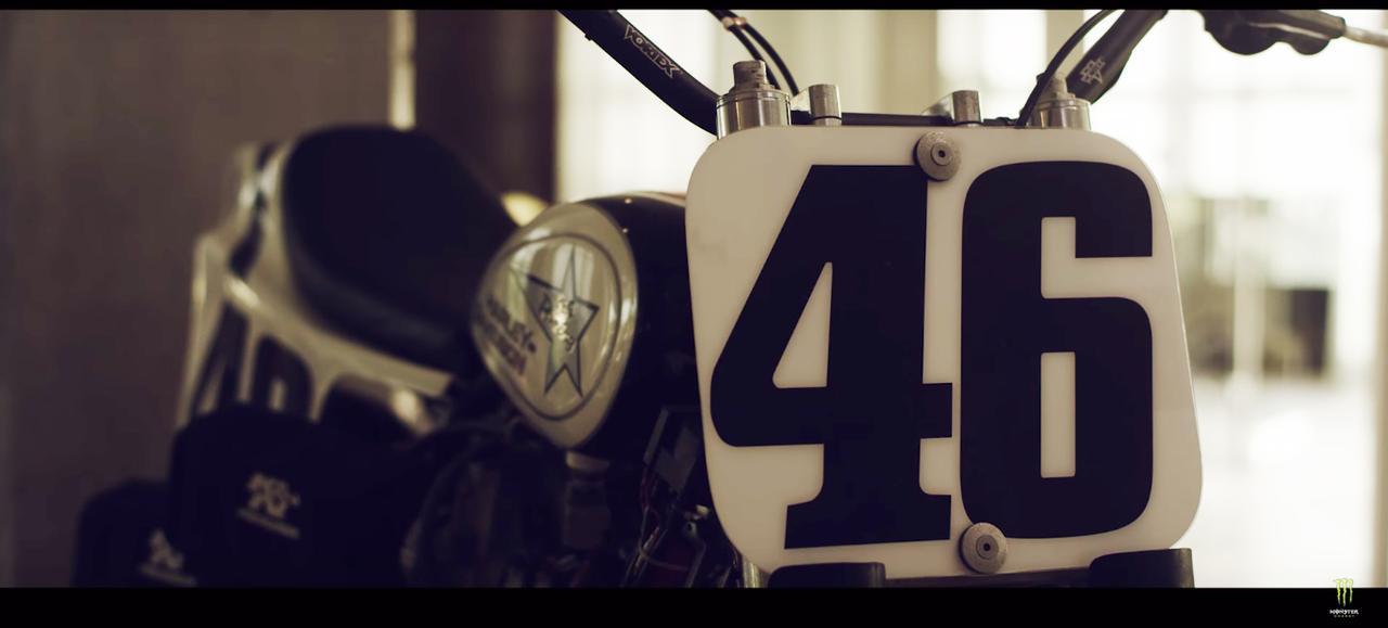 """画像: [Flat Track Friday!!] 残念なお知らせです。""""ダートトラックをグルグル走り回るだけ""""では大して他のことの役には立たないのかも!? - LAWRENCE - Motorcycle x Cars + α = Your Life."""