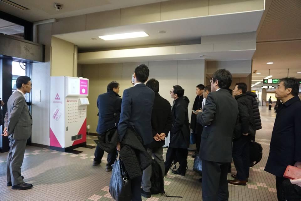 画像1: 青森県で行われているインバウンド向けサービスの実証実験を視察しました