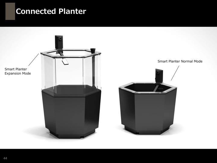 画像1: 育てたいのはコミュニティ IoTプランターがつくるアグリカルチャーの未来