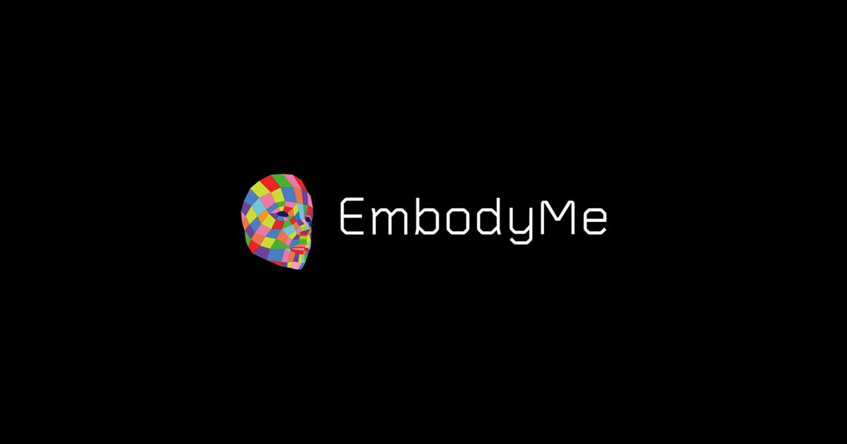 画像: EmbodyMe Inc.