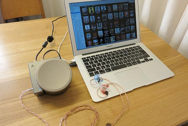 画像: フィットイヤーPrivate223をPWオーディオの2.5mm4極バランスのリケーブルと組み合わせて試聴
