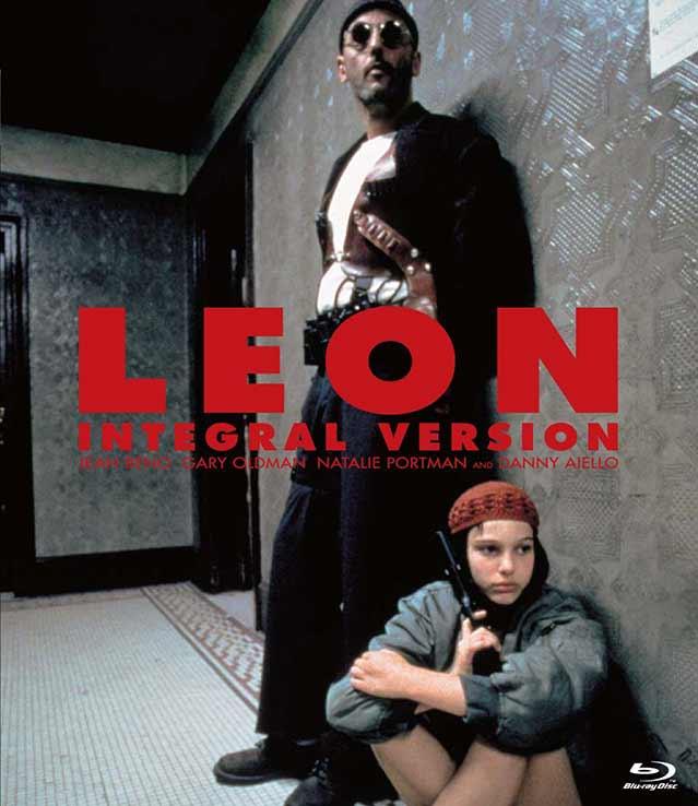 画像: 観る者に強烈な印象を与えた『レオン』/Blu-ray/2500円(税別)/KADOKAWA