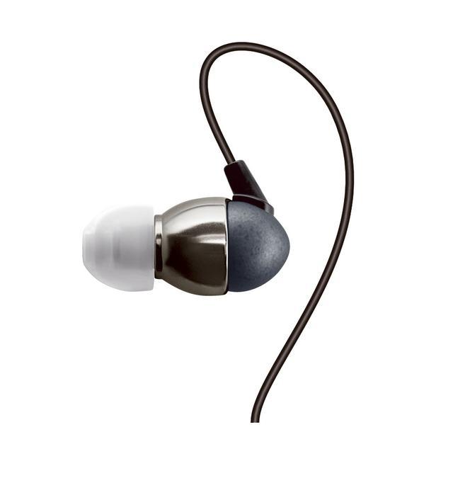 画像: バランス接続に対応する「Co-Donguri Balance」。4.4mm5極バージョンのカラーリングはソナーブラック